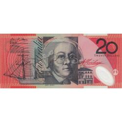 Australie - Pick 59f - 20 dollars - 2008 - Polymère - Etat : NEUF