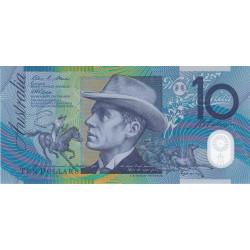 Australie - Pick 58e - 10 dollars - 2008 - Polymère - Etat : NEUF