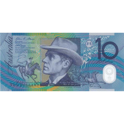 Australie - Pick 58e - 10 dollars - Série BB - 2008 - Polymère - Etat : NEUF