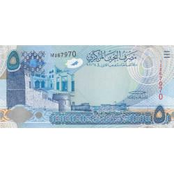 Bahrain - Pick 27 - 5 dinars - 2008 - Etat : NEUF