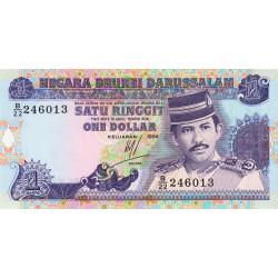 Brunei - Pick 13b - 1 dollar - 1994 - Etat : NEUF
