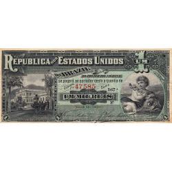 Brésil - Pick 3b - 1'000 reis - 1891 - Etat : TTB+
