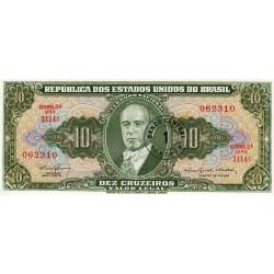 Brésil - Pick 183a - 1 centavo - 1966 - Etat : NEUF