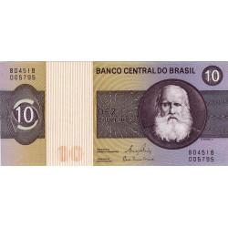 Brésil - Pick 193e - 10 cruzeiros - 1980 - Etat : NEUF