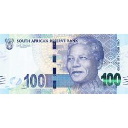 Afrique du Sud - Pick 136 - 100 rand - 2012 - Etat : NEUF