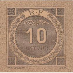 Algérie - Bougie-Sétif 139-10-2 - 10 centimes - 1916 - Etat : NEUF