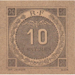 Algérie - Bougie-Sétif 139-10b - 10 centimes - 1916 - Etat : NEUF