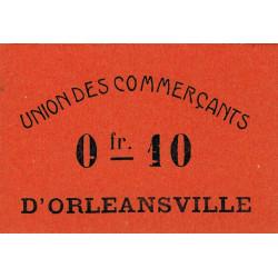 Algérie - Orléansville 5 - 0,10 franc - 1916 - Etat : NEUF