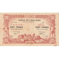 Djibouti - Pick 5 - 100 francs - 1920 - Etat : TB+