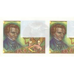 Berlioz - Format 100 francs CORNEILLE - DIS-02-B-v4 - Etat : SUP+