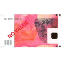 Ravel - Format 200 euros - DIS-06-B-04 - Etat : NEUF
