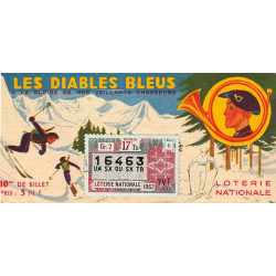 1962 - 1/10ème - Chasseurs Alpins