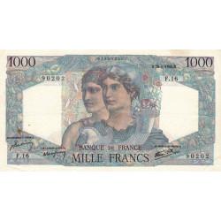 F 41-02 - 26/04/1945 - 1000 francs - Minerve et Hercule - Etat : TTB+