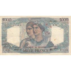 F 41-03 - 31/05/1945 - 1000 francs - Minerve et Hercule - Etat : TB-