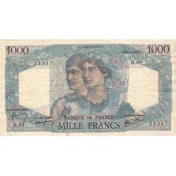 F 41-05 - 28/06/1945 - 1000 francs - Minerve et Hercule - Etat : TTB-