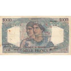 F 41-05 - 28/06/1945 - 1000 francs - Minerve et Hercule - Etat : TB