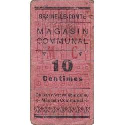 Belgique - Braine-le-Comte - BR78 - 25 centimes - 1915 - Etat : TB