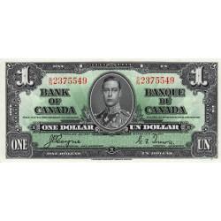 Canada - Pick 58e - 1 dollar - 1950 - Etat : SUP