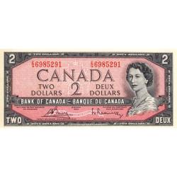 Canada - Pick 76c - 2 dollars - 1972 - Etat : SPL+ à NEUF