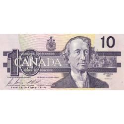 Canada - Pick 96b - 10 dollars - 1994 - Etat : SUP+