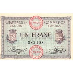 Macon / Bourg - Pirot 78-3 - 1 franc - Etat : NEUF