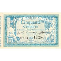 Marseille - Pirot 79-45 - Série XIII - 50 centimes - 1915 - Etat : NEUF