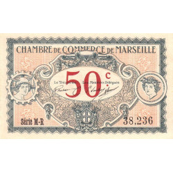Marseille - Pirot 79-67 - 50 centimes - Etat : SUP