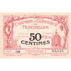 Montpellier - Pirot 85-16 - 50 centimes