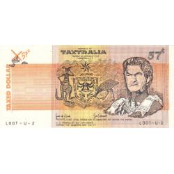 Australie - Taxtralia - 57 cents - 1985 - Etat : SPL