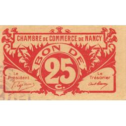 Nancy - Pirot 87-64 - 25 centimes - Etat : NEUF