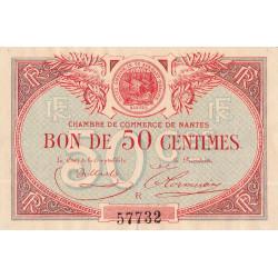 Nantes - Pirot 88-13 - 50 centimes - Etat : SUP