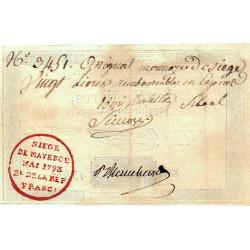 Siège de Mayence - Lafaurie 227 - 20 livres - Mai 1793 - Etat : SUP