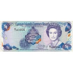 Caimans (îles) - Pick 16a- 1 dollar - 1996 - Etat : TTB