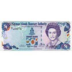 Caimans (îles) - Pick 30 - 1 dollar - 2003 - Commémoratif - Etat : NEUF