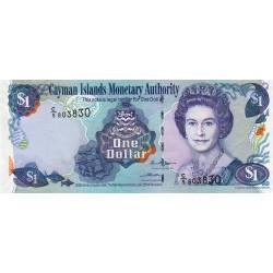 Caimans (îles) - Pick 33b - 1 dollar - 2006 - Etat : NEUF
