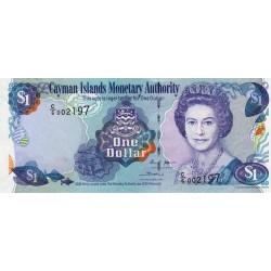 Caimans (îles) - Pick 33c - 1 dollar - 2006 - Etat : NEUF