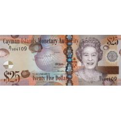 Caimans (îles) - Pick 41 - 25 dollars - 2010 - Etat : NEUF