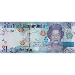 Caimans (îles) - Pick 38d - 1 dollar - 2014 - Etat : NEUF