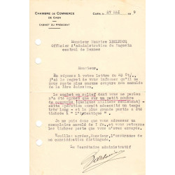 Caen / Honfleur - Pirot 34 - 2 documents