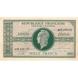 VF 13-01 - 1000 francs - Marianne - 1945 - Etat : TTB+