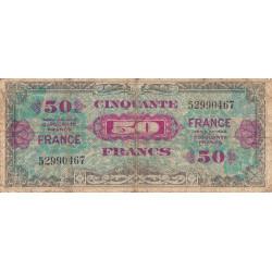 VF 24-01 - 50 francs - France - 1944 (1945) - Etat : B+