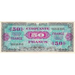 VF 24-01 - 50 francs - France - 1944 (1945) - Etat : TTB+