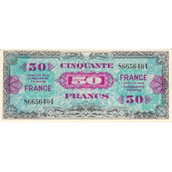 VF 24-01 - 50 francs - France - 1944 - Etat : TTB+