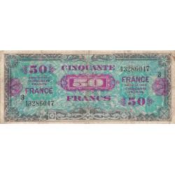 VF 24-03 - 50 francs série 3 - France - 1944 - Etat : TB-