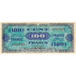 VF 25-01 - 100 francs - France - 1944 - Etat : TTB