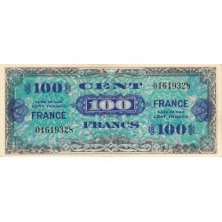 VF 25-1 - 100 francs - France - 1944 - Etat : TTB
