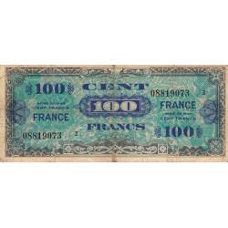 VF 25-2 - 100 francs série 2 - France - 1944 - Etat : B+