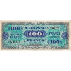 VF 25-02 - 100 francs série 2 - France - 1944 (1945) - Etat : TB+