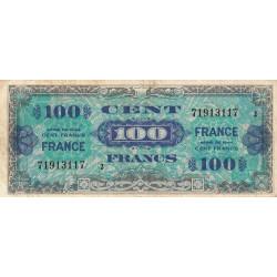 VF 25-2 - 100 francs série 2 - France - 1944 - Etat : TB