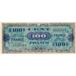 VF 25-04 - 100 francs série 4 - France - 1944 (1945) - Etat : SUP